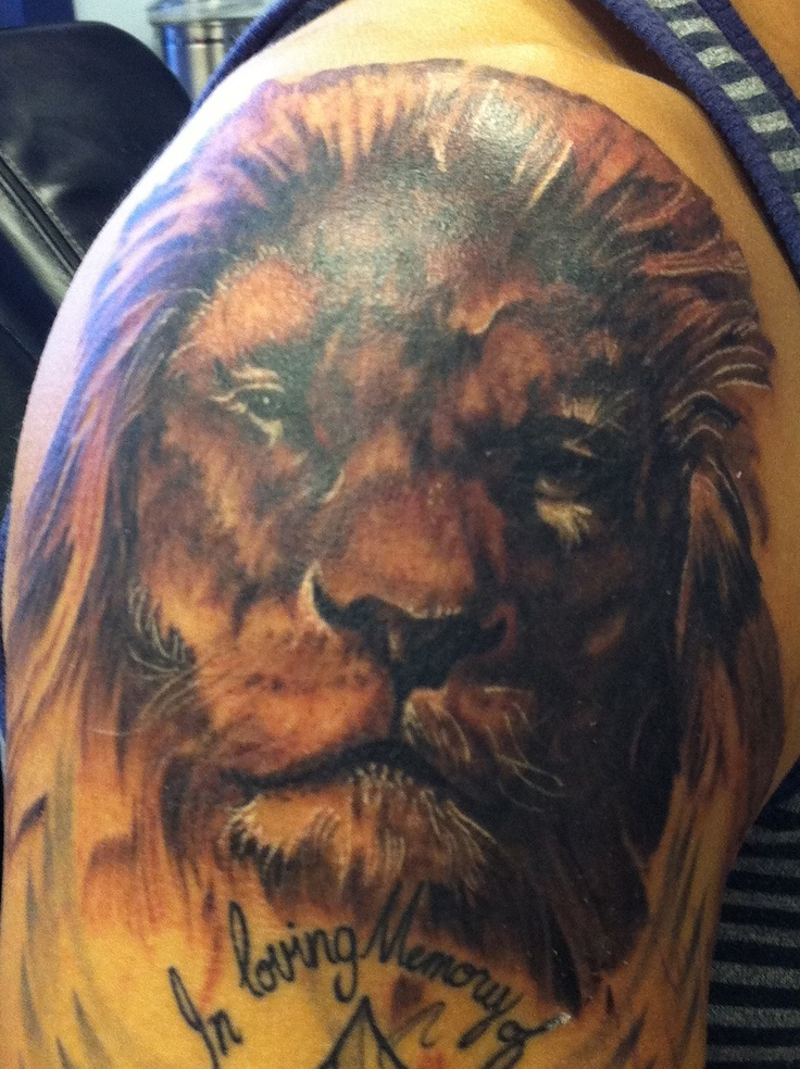 89 Best Images About Lion Tattoos On Pinterest Lion