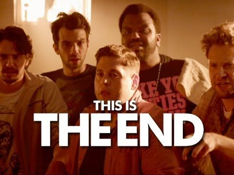 This is the End -- Red Band Trailer.