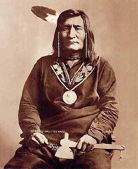 Chippewa Indian Tribe - Chief Esens .. Little Shell Tribe of Chippewa