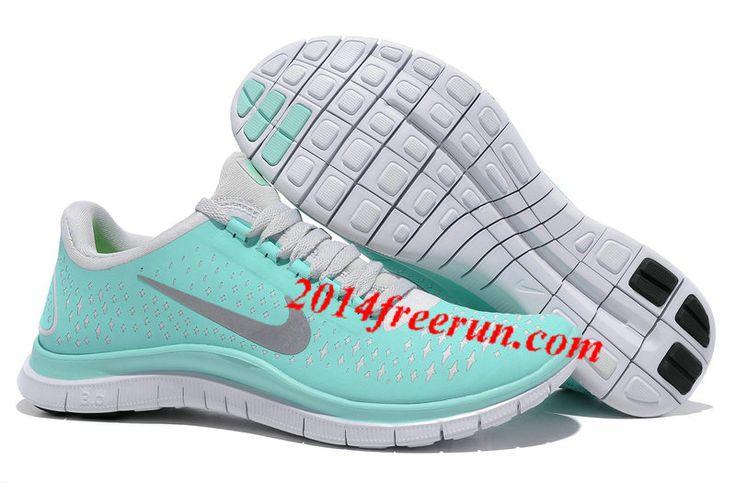Womens Nike Free 3.0 V4 Tropical Twist Reflective Silver Pro Platinum Shoes
