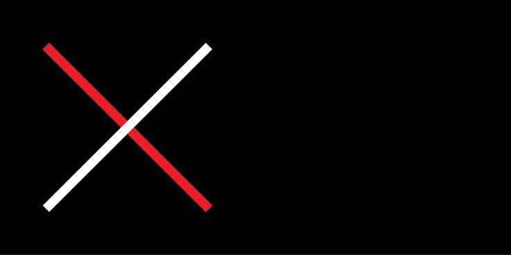 Raranga/Weave 08 by Pax Zwanikken, tagged with: Black, Red, White.