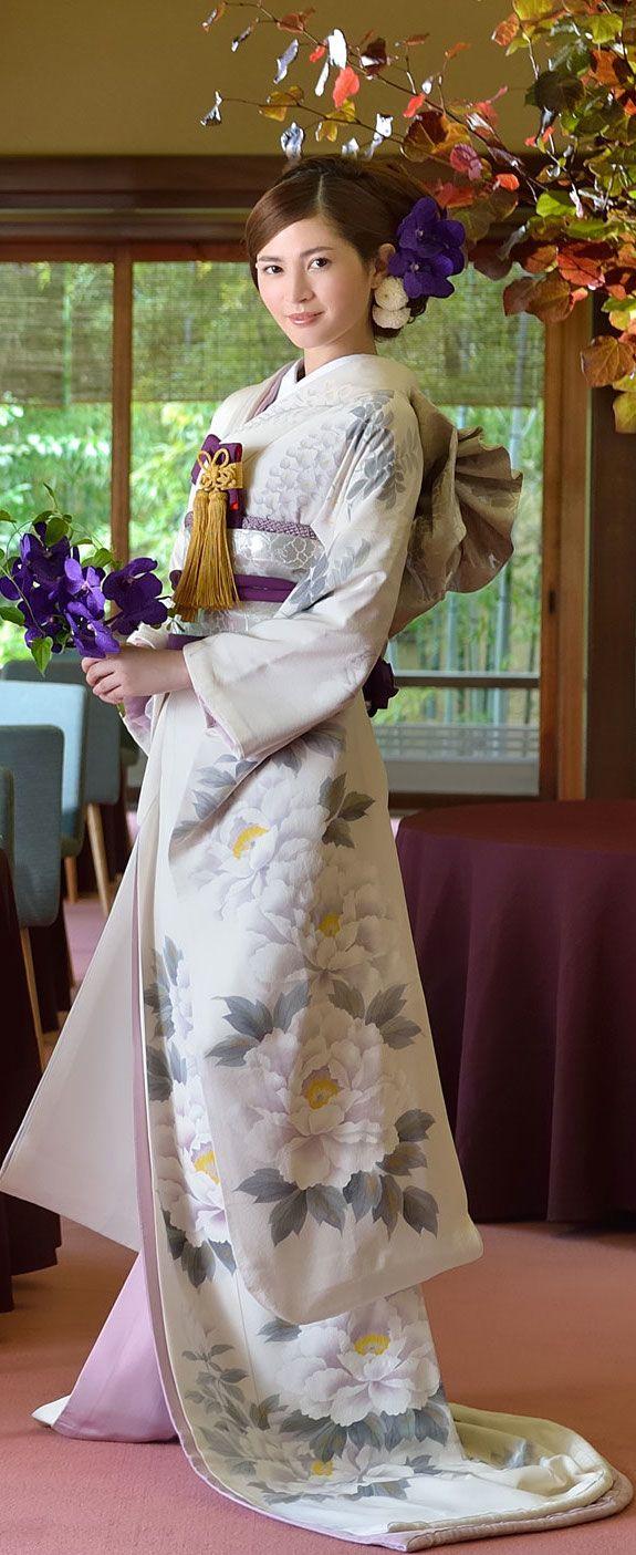 Exquisite Wedding Kimono More