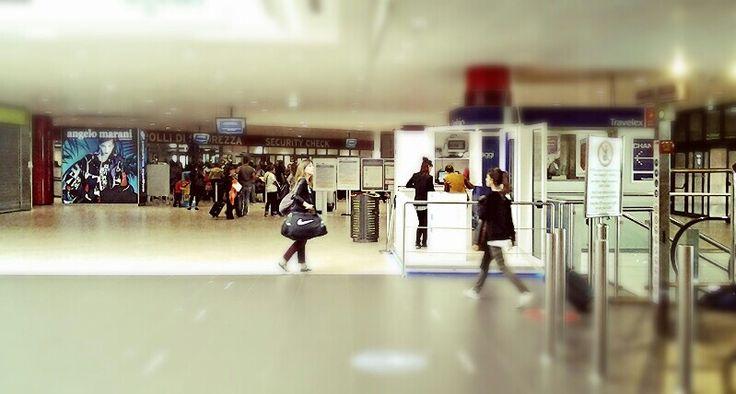 Aeroporto Marconi Bologna
