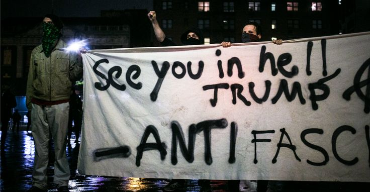 The Shocking Intolerance of Anti-Trump Liberals (Daily Signal) I'm not shocked.