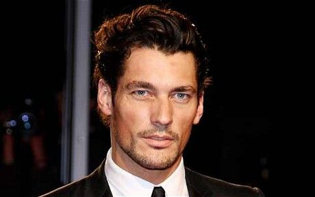 David Gandy is a single man again David Gandy, the male model, has parted amicably from his girlfriend, Sara Ann Macklin.