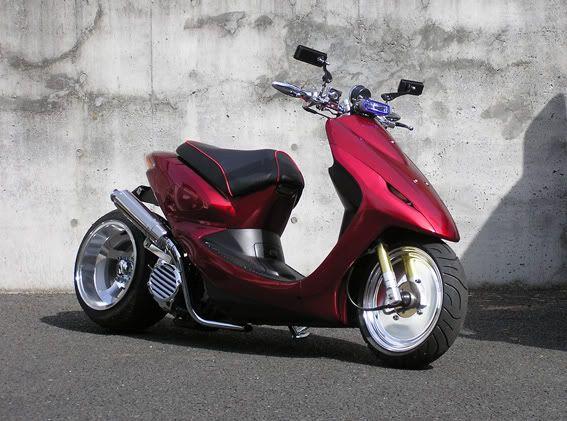 Honda Super Dio Z4 Photo 1 Voitures Et Motos Motorcycle Honda