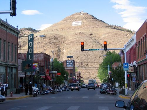 Downtown Salida, Colorado.Yes.