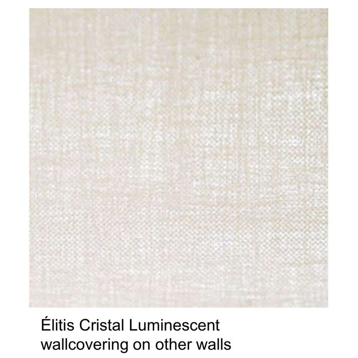 WALL COVERINGS @Elitis Cristal Luminescent For The @PBShowGroup  #DesignerShowcase #Wallpaper
