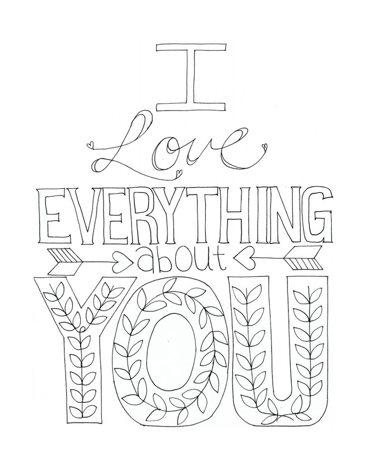 free printable coloring sheets with sweet phrases have the kids color them in and frame as decorations ms - Sunshine Coloring Pages Printable