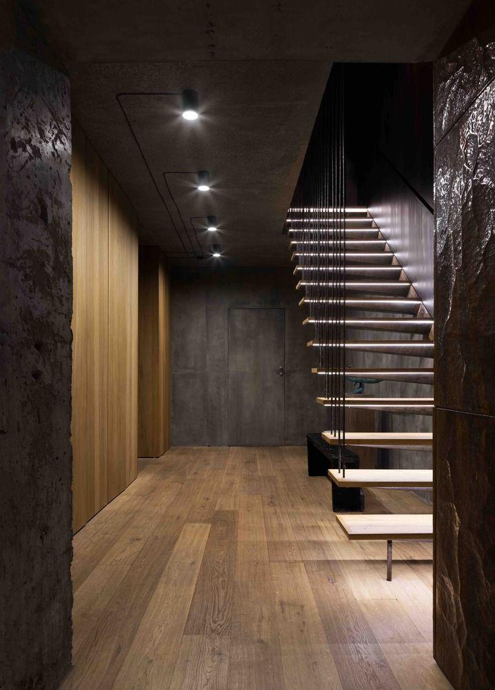 Stairway Lighting Fixtures: Best 25+ Stairway Lighting Ideas On Pinterest