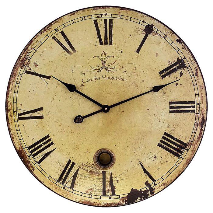 Clocks Clock Wall Decor Pendulum Wall Clock Oversized Wall Clock