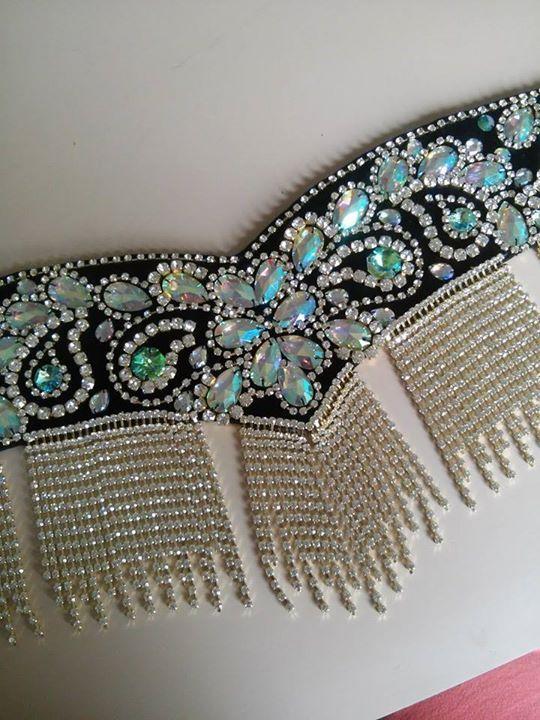 Beautiful Sparkle Belt - Lisa Mell