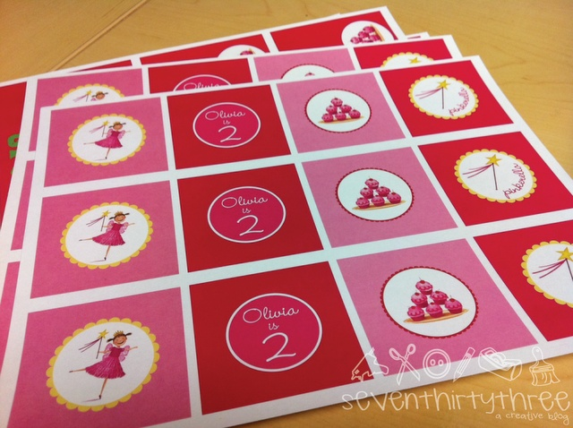 FREE Pinkalicious Birthday Invites and Cupcake Toppers printables! Really, really wish I seen this months ago. Ppl charge so much for similar, generic ones.