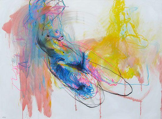 Craig Ruddy at Richard Martin Art - Craig Ruddy - NEW WORK - 12 October - 30 October