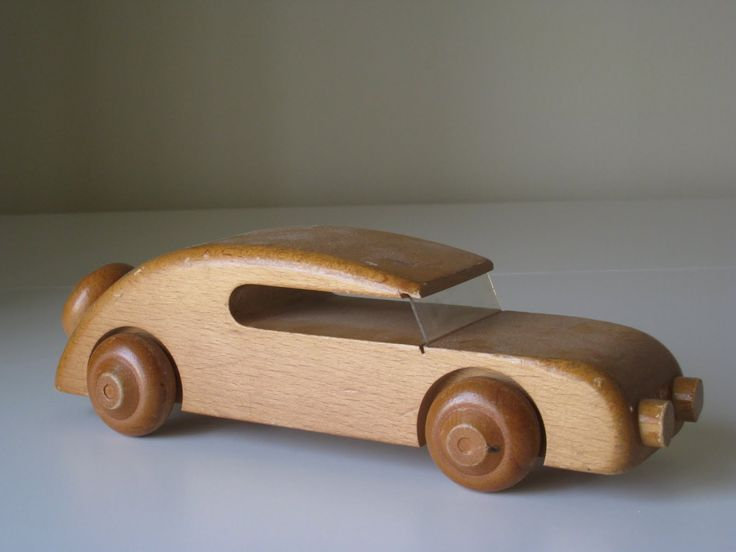 Wooden Toys Cars 6