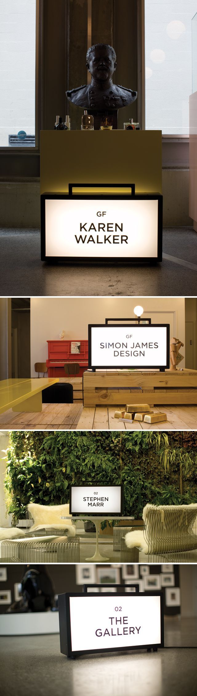The Department Store / great interior signage at this Auckland based store. | restaurants, retail, & hotels | Pinterest