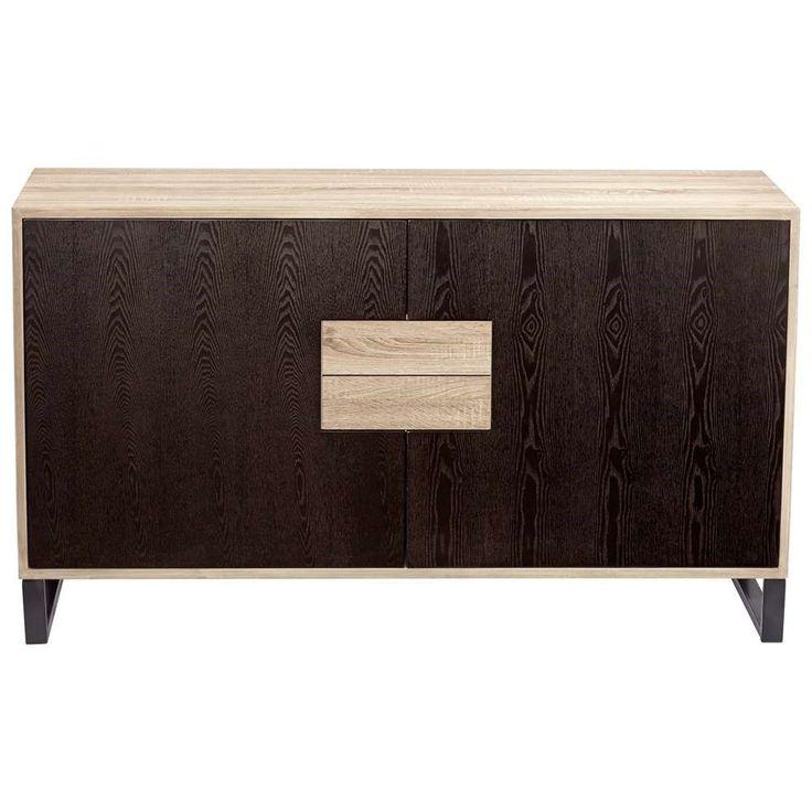 Cyan Design 06794 Miles Cabinet in Oak Veneer