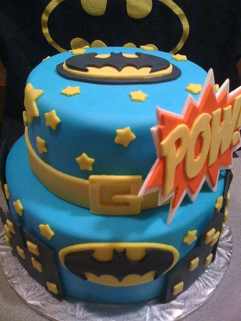 batman cake 001 | Flickr - Photo Sharing!