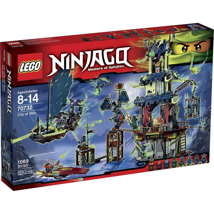 LEGO Sets: 1069-Piece Ninjago City of Stiix $52.50 or 907-Piece City Deep Sea Operation Base $50 Free Shipping... #LavaHot http://www.lavahotdeals.com/us/cheap/lego-sets-1069-piece-ninjago-city-stiix-52/153240?utm_source=pinterest&utm_medium=rss&utm_campaign=at_lavahotdealsus