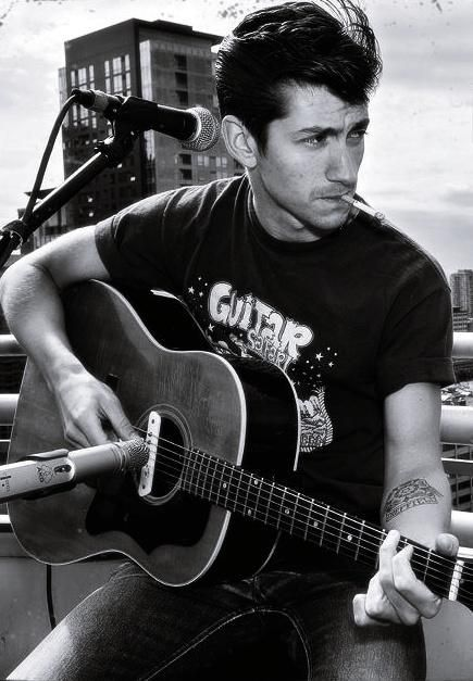 Alex Turner. Arctic Monkeys. Enough said <3