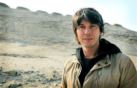 listening to this chap is irresistible. Dr Brian Cox.