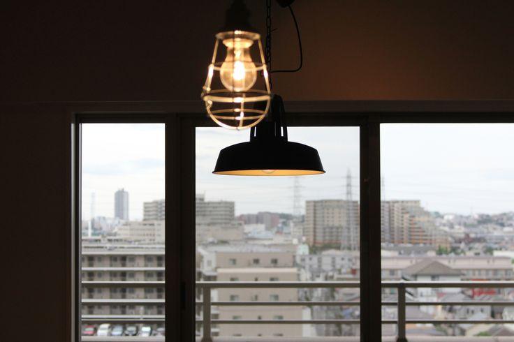 LIGHT/ illumination/照明/電球/リノベーション/フィールドガレージ/FieldGarage Inc.