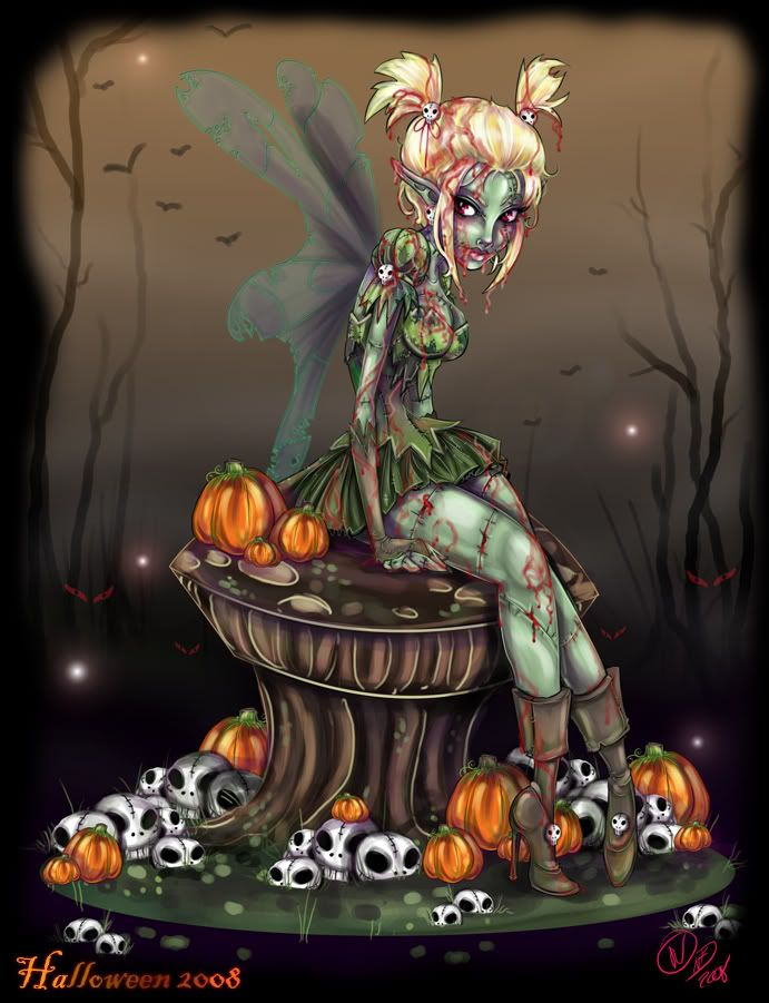 Zombie Disney Characters | Twisted Disney Princesses - PS3Trophies.org
