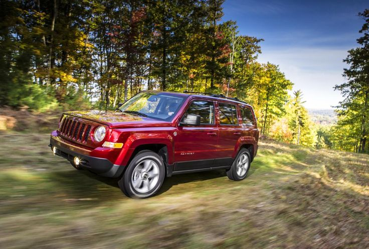 2014 Jeep® Patriot Shows Its True Colors The Jeep Blog