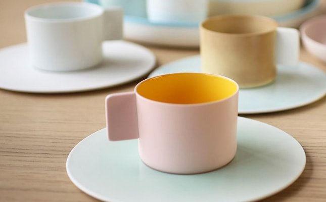 美しすぎる!有田焼のコーヒーカップ
