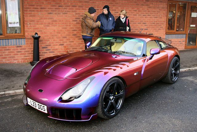 TVR Sagaris. These are great cars for the money.