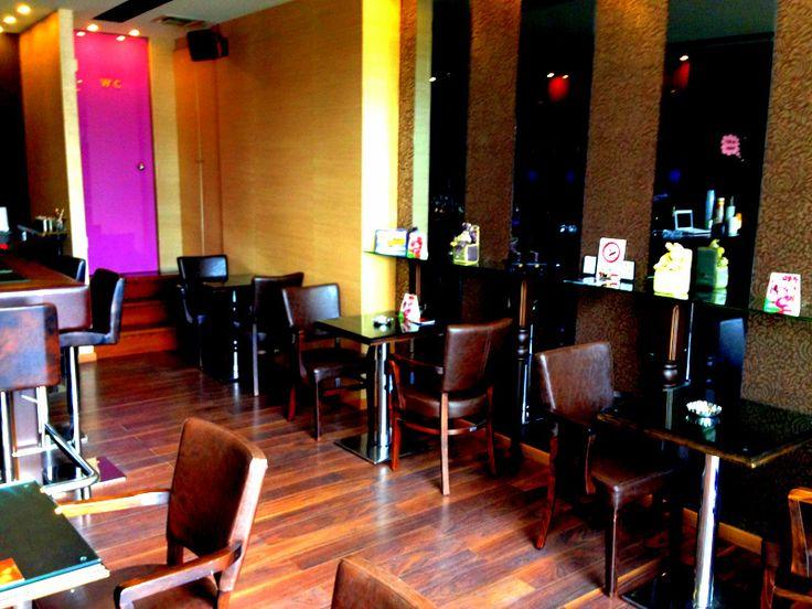 La Caffetteria seats