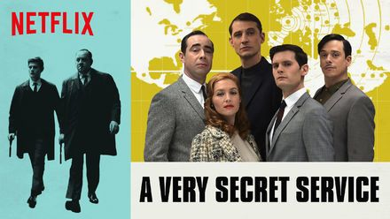 "Check out ""A Very Secret Service"" on Netflix"