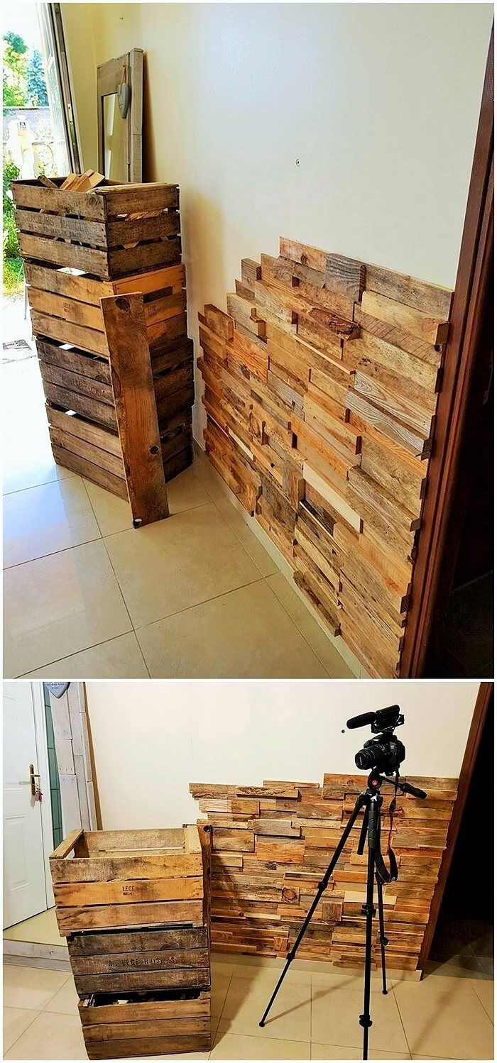Wooden Furniture Homemade Glorious Pallet Wooden Furniture Ideas