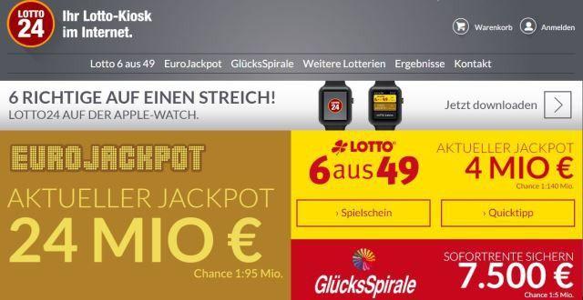 Lotto Online Anmelden