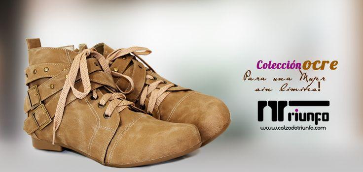 Artículo calzadotriunfo.com  promoción en redes sociales