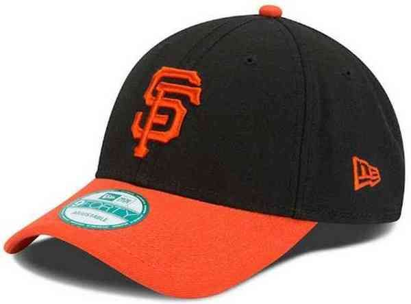 New Era MLB League 2 Tone 9Forty San Francisco Giants Team Men's Hat, 10963103
