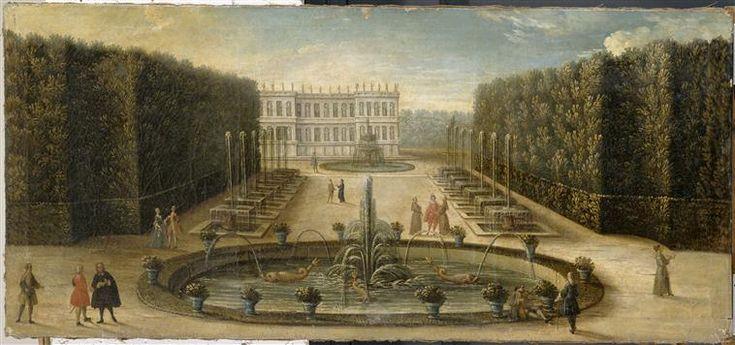 Les 25 meilleures id es de la cat gorie dragon d 39 eau sur - Le jardin de versailles histoire des arts ...