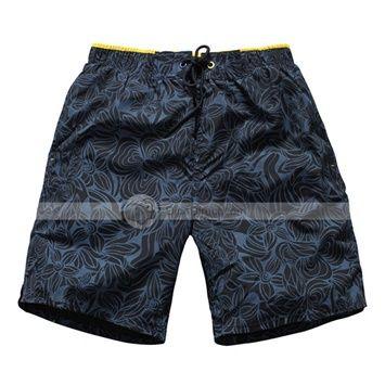 Qirtie™ Men's printed loose elastic men's beach pants
