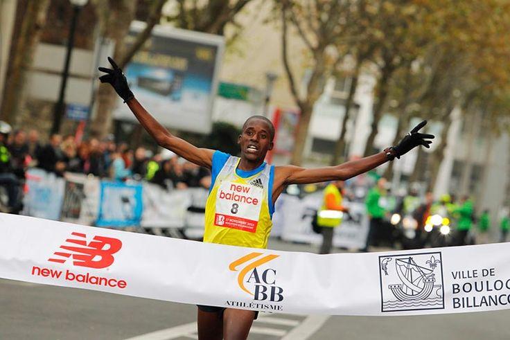 Un semi-marathon record  Boulogne-Billancourt ... - http://www.trackandnews....