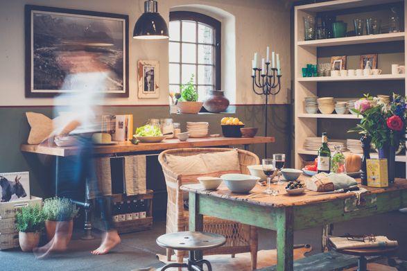 South African Interior Design - Kitchen