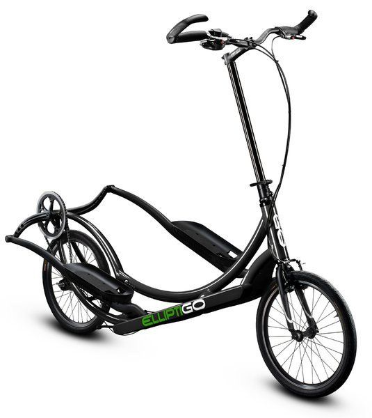ElliptiGO 8C Cycle Machine