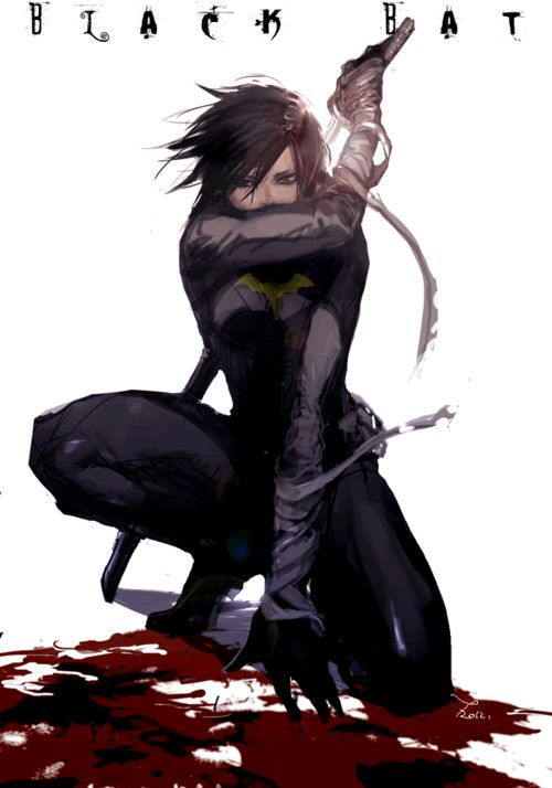 Black Bat (Cassandra Cain)