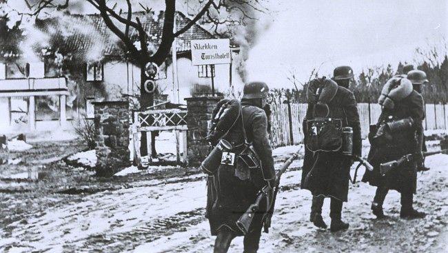 Mange av soldatene som deltok i invasjonen av Norge var nervøse og uten krigserfaring. Dette kan forklare hvorfor det ble begått mange overgrep ...