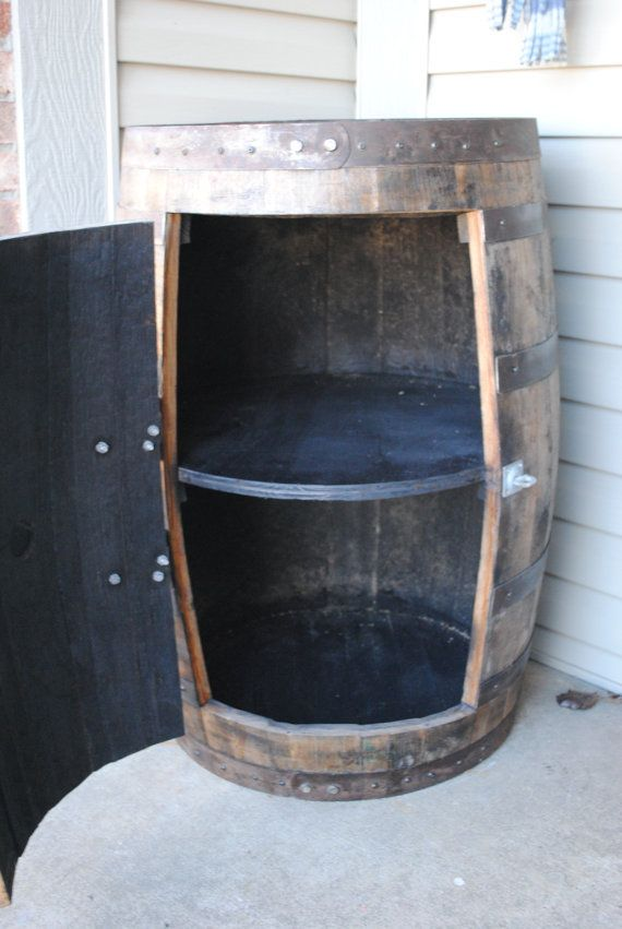 whiskey barrel outdoor liquor cabinet lawn u0026 garden cabinet