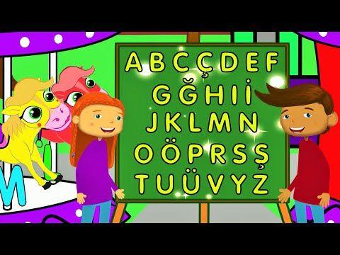ABC Türkçe | Alfabe Şarkısı | Eğitici Çocuk Şarkıları | Edis ile Feris - YouTube