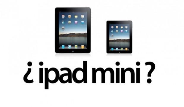 Rumores: iPad Mini en octubre, + chiquita y + barata