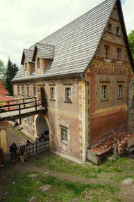 Grodno - brama zamku dolnego. #zamekGrodno #poland #kynsburg