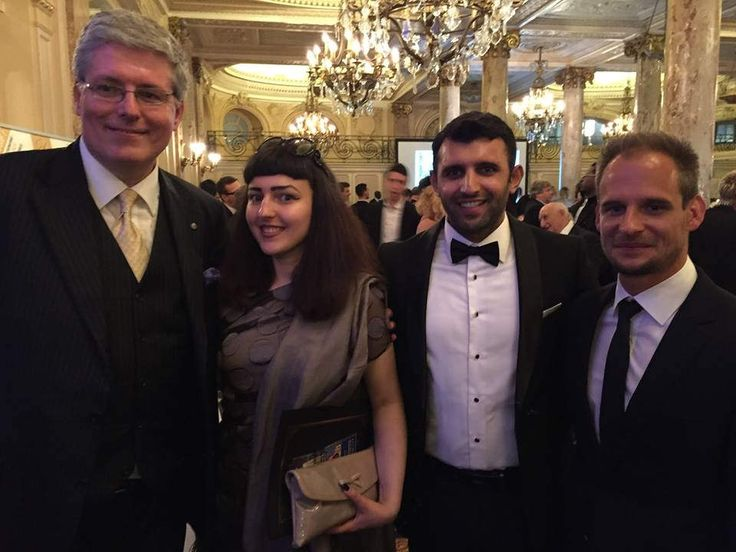 Networking gala event and Miss Cannes Filmfetival