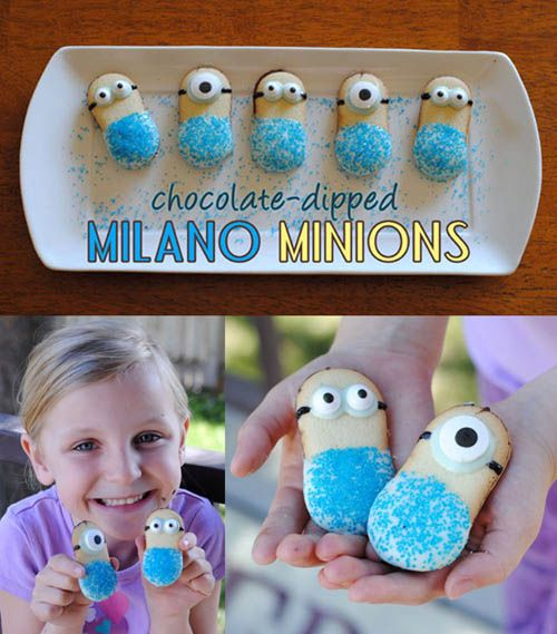 Get Away Today Vacations - Official Site - Minion Mayhem Milano Cookies
