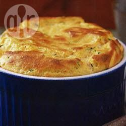 Foto de la receta: Soufflé de zanahoria y calabacitas